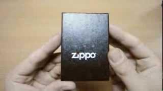 Зажигалка Zippo 21155 Pristine Curves Satin Chrome