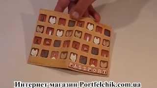 Обложка для паспорта TM Passporty 111