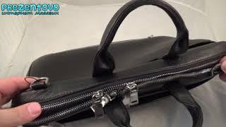Сумка-портфель Gufo 4742-1 черный