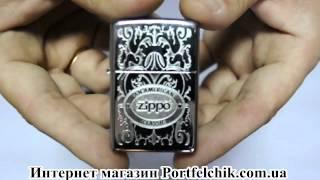 Зажигалка Zippo 24751 American Classic High Polish Chrome