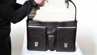 Портфель кожаный Gufo 5050 9