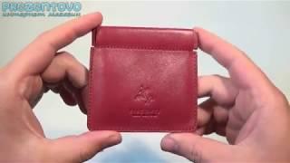 Монетница Visconti CP-7 Red