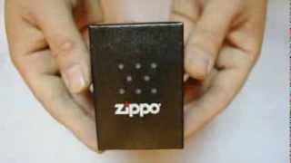 Зажигалка Zippo 201 FB Antique Brass