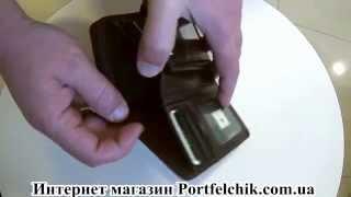 Женский кошелек Visconti HT-33 Choco