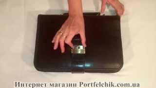 Портфель Gufo D 5252-1 A BL