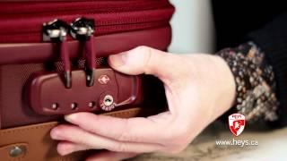 HEYS Heritage Luggage