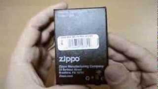 Зажигалка Zippo 204 B Solid Brass