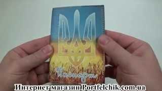 Обложка на паспорт TM Passporty 144