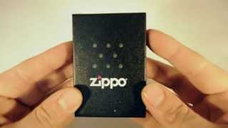 Зажигалка Zippo 218 431 Guitarist Series of Fiery Black Matte