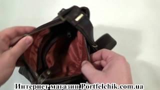 Сумка мужская через плечо Visconti ML-25 Brown