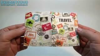 Обложка для прав и Id паспорта ТМ Passporty D 23