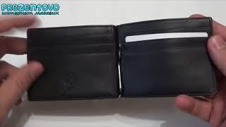 Зажим для денег Gufo GFW 1008 BL