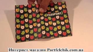 Обложка на паспорт TM Passporty 42