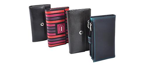 Жіночий великий гаманець