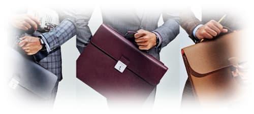 Фото мужских портфелей