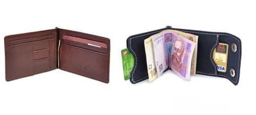 Фото зажимов для денег и карточек