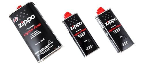 Оригінальний бензин Zippo