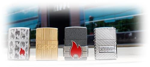 Оригінальні запальнички Zippo
