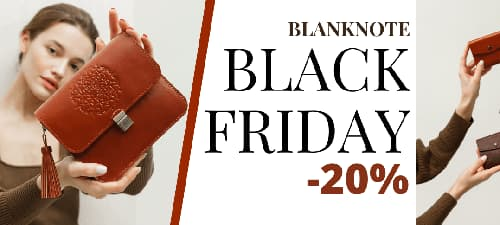 Акція чорна п'ятниця від BlankNote 2020 фото